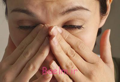 روش درمان عفونت سینوس,برطرف کردن عفونت سینوس ها