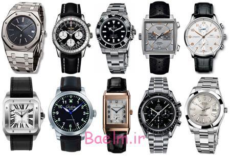 نحوه انتخاب و خرید ساعت,راهنمای خرید ساعت مچی
