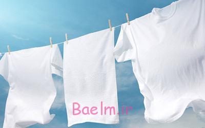 نحوه شستشوی لباس های سفید, تکنیک های شستن لباس های سفید