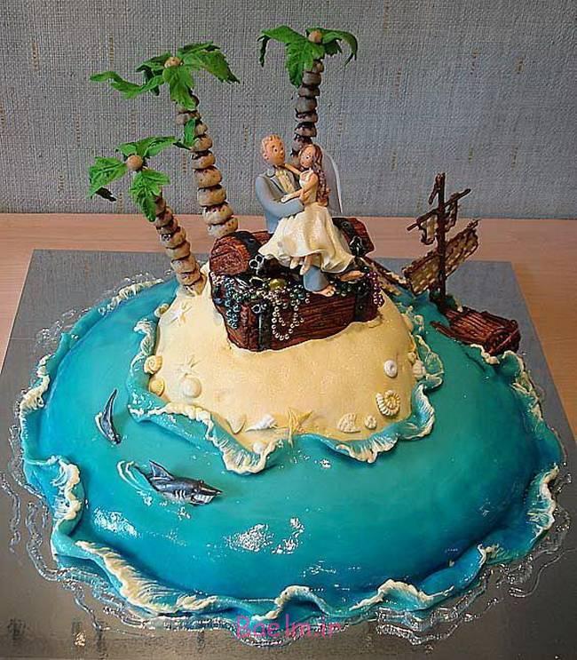 island-wedding-cake