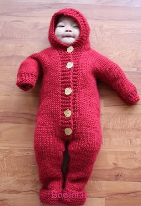 جدیدترین مدل بافت های نوزادی, مدل لباس بافتنی دخترانه