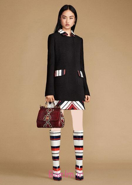 کلکسیون لباس دولچه اند گابانا, جدیدترین کلکسیون لباس دولچه اند گابانا