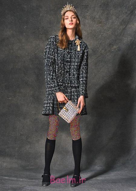 مدل پالتو و لباس پاییزی,لباس زمستانی برند دولچه اند گابانا