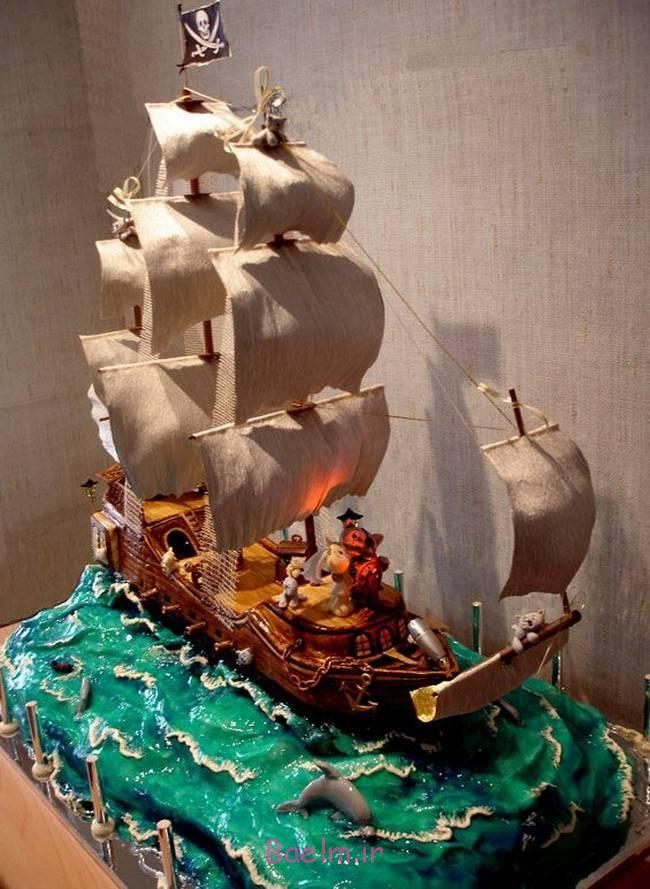 pirates-wedding-cake