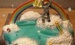"""جدیدترین مدل """"کیک عروسی"""" چند طبقه و فانتزی که هیچ جا ندیدین (بسیار جالب)"""