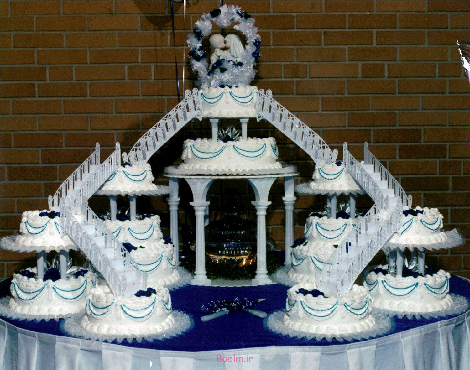 wedding-cakes-with-fountains-and-bridges-wedding-cakes-with-lights-and-fountains