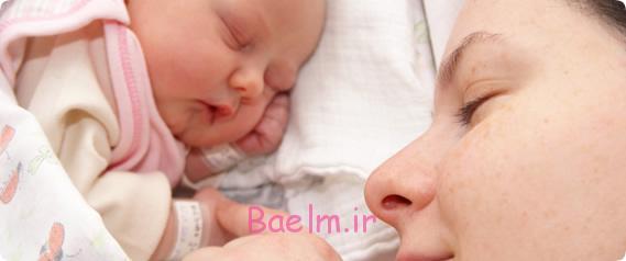 تعبیر زایمان درخواب - به دنیا آوردن بچه در خواب