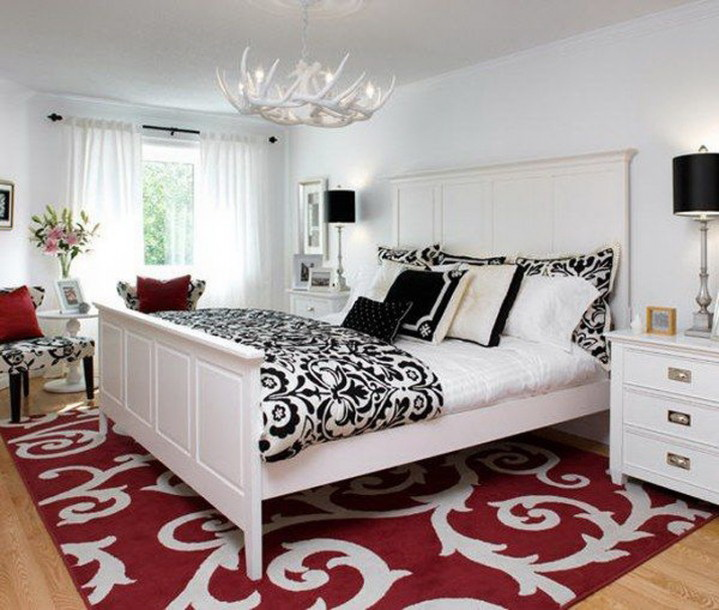 brilliant-black-white-and-red-master-bedroom-53-remodel-inspiration-to-remodel-home-with-black-white-and-red-master-bedroom