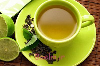 لاغری با چای سبز,طرز تهیه چای سبز