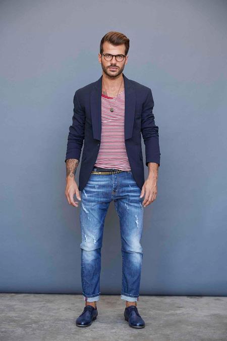 مدل لباس اسپرت مردانه, مدل لباس مردانه برند ایتالیایی