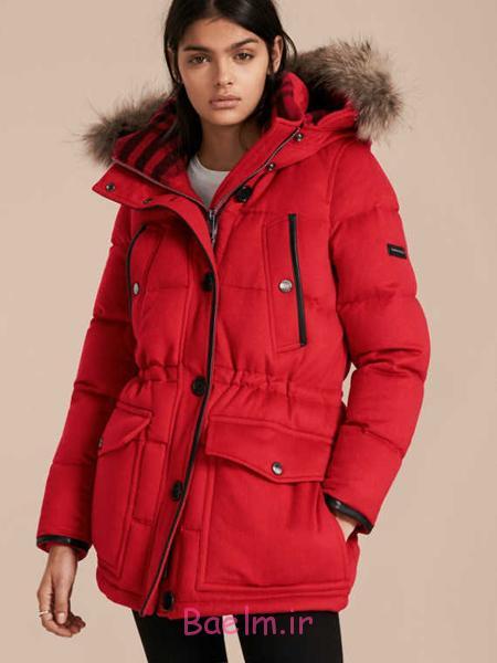 مدل کت های زمستانی زنانه,مدل کت و پالتوهای زنانه بربری