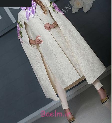 مانتوهای ایرانی شیک و بسیار زیبای مجلسی و شیک در طرح ها و رنگ های شیک متنوع و زیبا