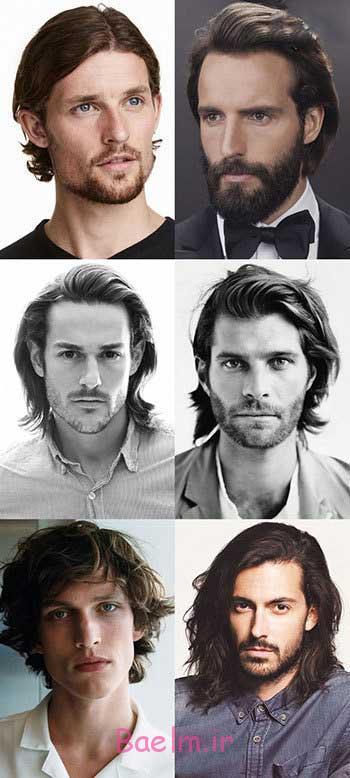 مدل ریش مردانه