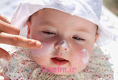 پوست کودک