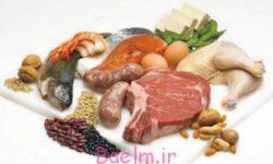 بزرگ کردن سینه ها با جذب پروتئین   افزایش سایز سینه در خانه
