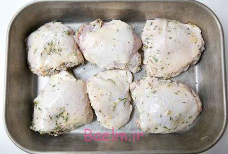 آموزش طرز تهیه مرغ لیمویی تهیه مرغ لیمویی, مواد لازم برای مرغ لیمویی