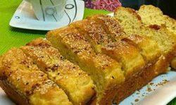 کیک نمکی | جدیدترین روش پخت کیک | طرز تهیه کیک نمکی