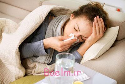 آنفولانزا ، راههای مقابله و درمان آنفولانزا با رژیم غدایی خانگی