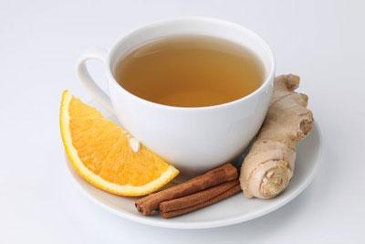 چای زنجبیل برای لاغری,آب کردن چربی های شکم