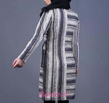 پالتوهای شیک دخترانه,جدیدترین مدل مانتو زمستانه،مدل مانتو و پالتو زمستانه