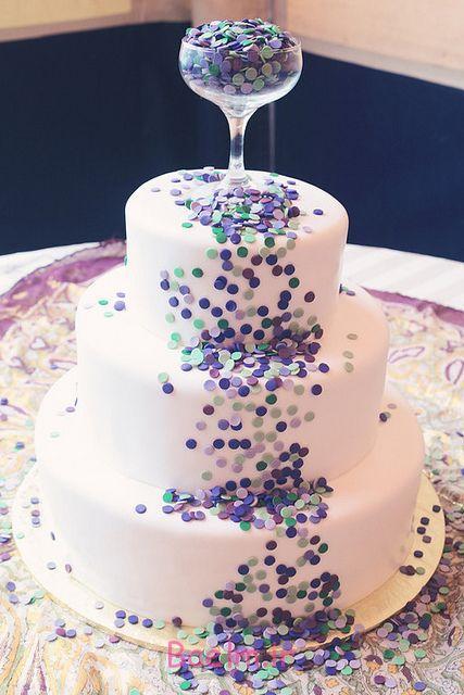 زیباترین تزیینات کیک عروسی