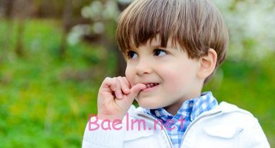 خوردن ناخن,ناخن خوردن در کودکان
