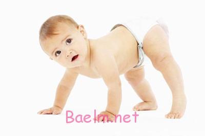 نمودار رشد نوزاد پسر,رشد نوزاد 5 ماهه