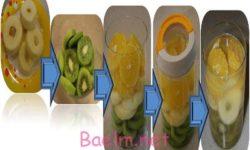 ترشی میوه | طرز تهیه ترشی انواع میوه | ترشی چند میوه
