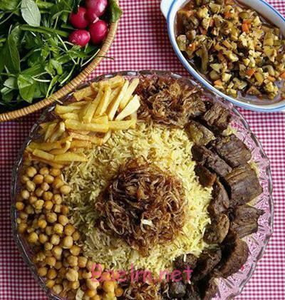 عکس غذا گوبولی