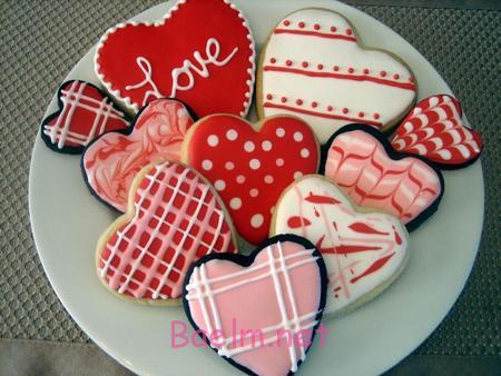 تزیین کوکی,کوکی روز روز عشق