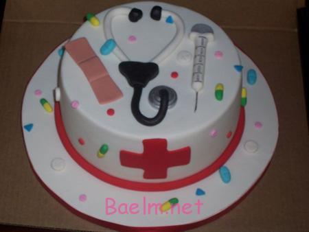 کیک روز پرستار ,مدل کیک روز پرستار
