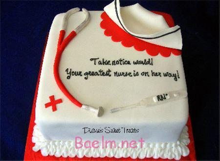 کیک روز پرستار, کیک های ویژه روز پرستار