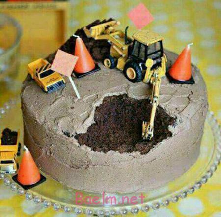 طراحی کیک های روز مهندس, کیک های روز مهندس