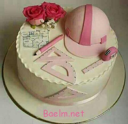 ایده هایی برای کیک های روز مهندس,کیک روز مهندس