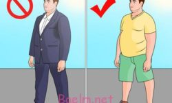 نحوه لباس پوشیدن آقایان چاق   لاغرتر نشان دادن مردان چاق