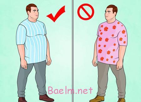 نحوه لباس پوشیدن آقایان چاق , آشنایی با پوشش آقایان
