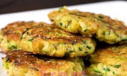 کوکوی مرغ و پیازچه   طرز تهیه کوکوی مجلسی با مرغ و پیازچه