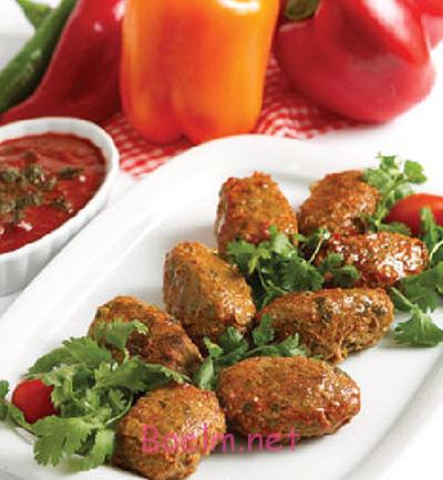 طرز تهیه کوفته ایزگارا غذای ترکی ,مواد لازم برای کوفته ایزگارا