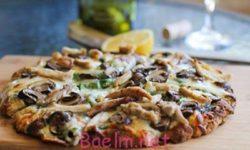 دستور پخت کاناپس قارچ | آموزش غذای خوشمزه و سالم ایتالیایی