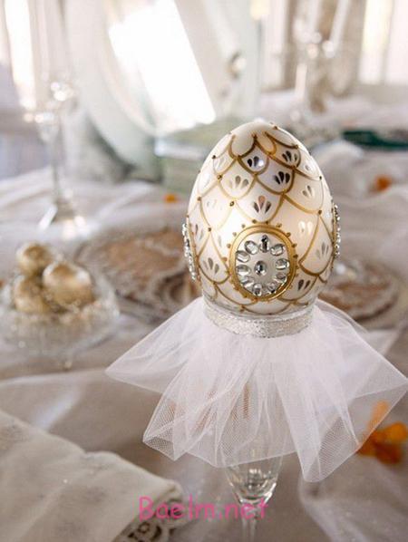تصاویر تزیین تخم مرغ سفره عقد,مدل های تخم مرغ های سفره عقد