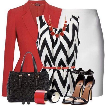 ست لباس زنانه و دخترانه - رنگ قرمز - ست مجلسی