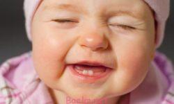 رایج ترین باورها درباره دندان شیری نوزاد