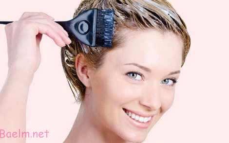 توصیه هایی درباره رنگ کردن موهای سفید