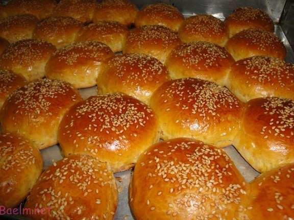آموزش طرز پخت نان شیرمال در خانه