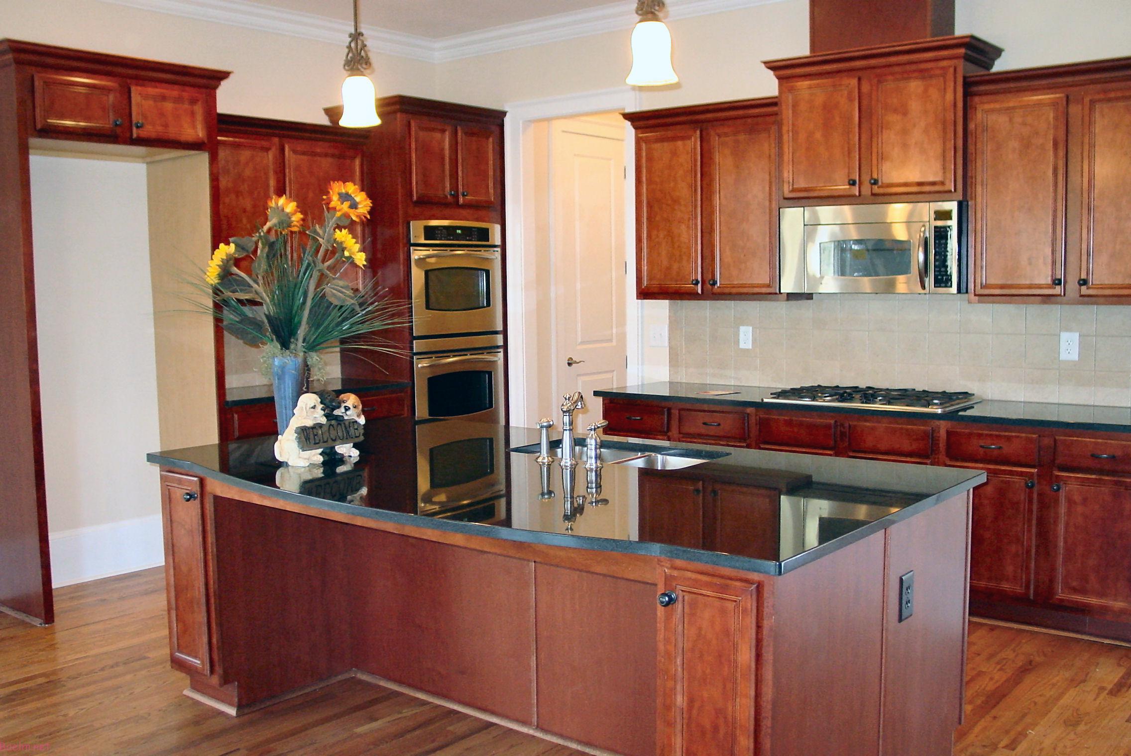 مدل کابینت ، مدل دکوراسیون آشپزخانه با کابینت های چوبی