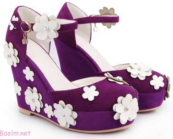 مدل های کفش بچه گانه دخترانه - سری دوم • مد آرایش و زیبایی ، پوشاك ...کفش پاشنه دار دخترانه بچه گانه مجلسی