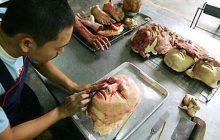 صادرات گوشت چرخ کرده مرده های چینی به ایران - شایعه !!!