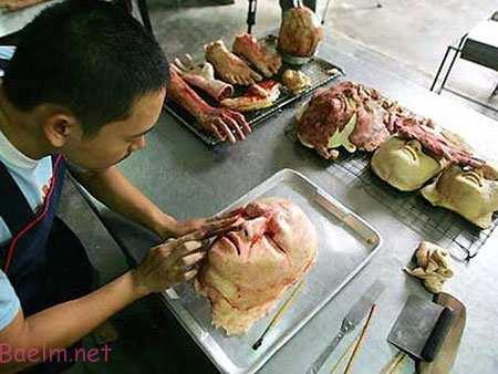 نتیجه تصویری برای چین شروع کرده به صادر کردن گوشت مرده هایش به کشور بی صاحب ایران