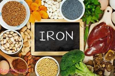 موادی که جذب آهن می شوند, راهکار افزایش جذب آهن