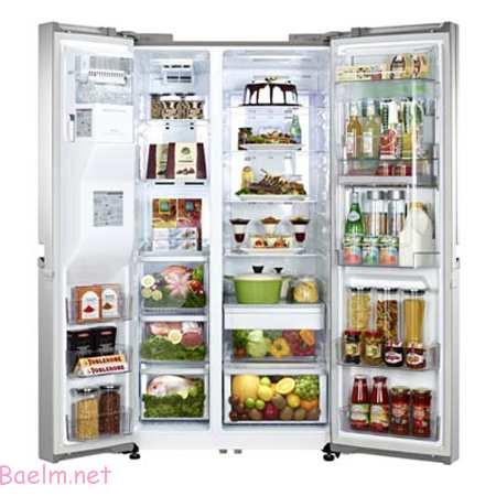 راهنمای نگهداری خوراکی ها در یخچال,شیوه نگهداری مواد غذایی